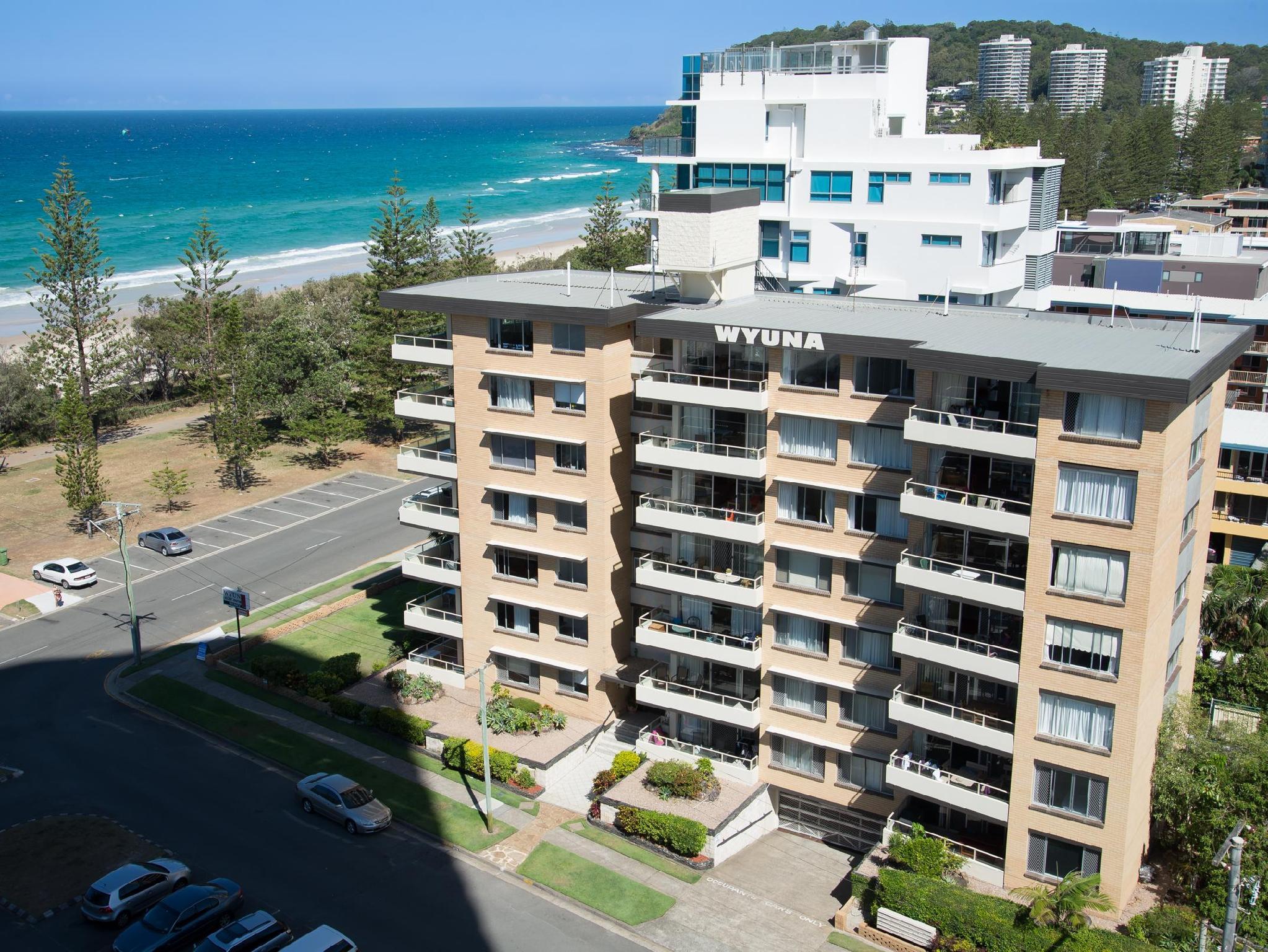 Wyuna Beachfront Apartments