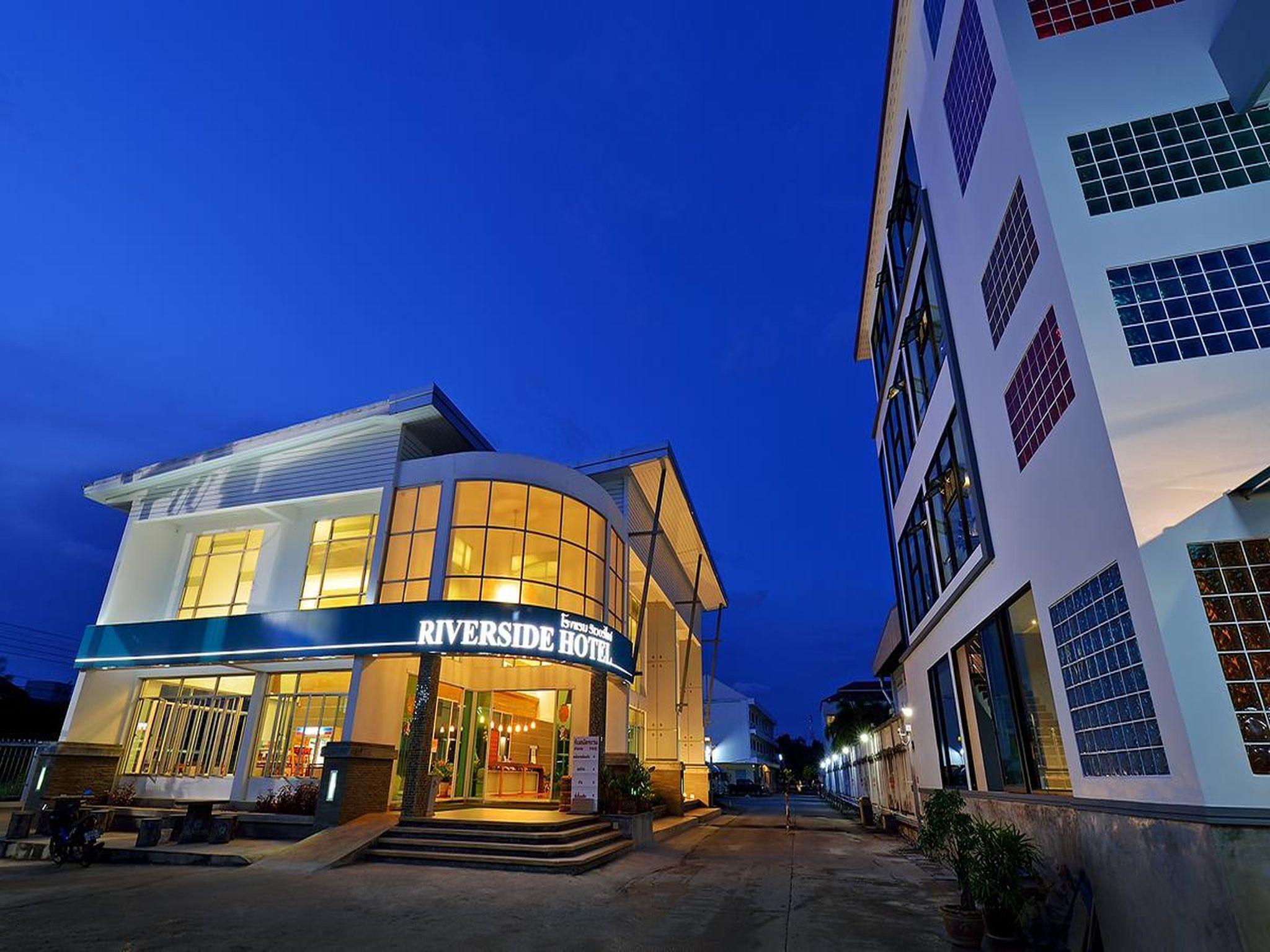 Riverside Hotel โรงแรมริเวอร์ไซด์