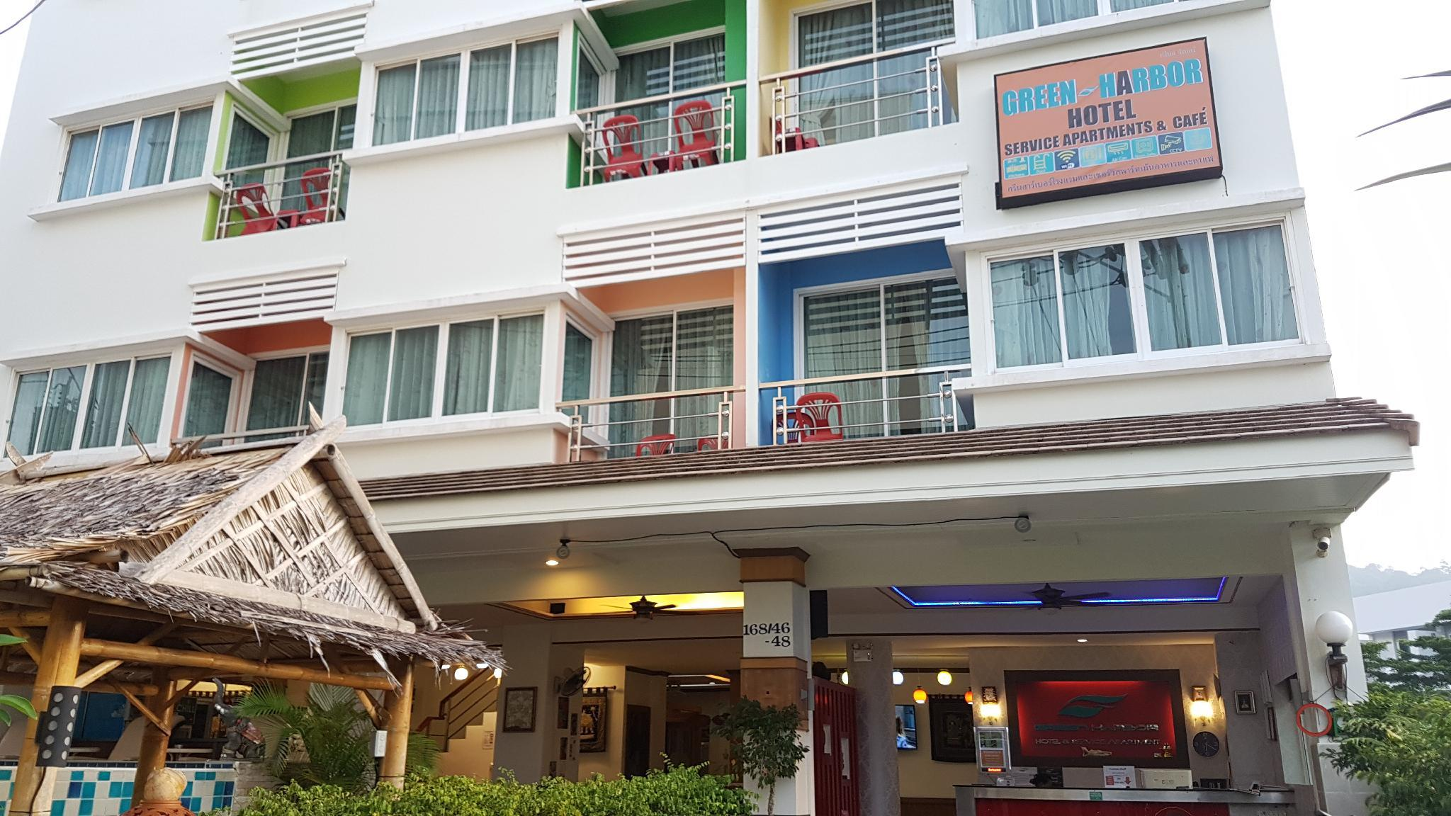 Green Harbor Hotel And Service Apartment
