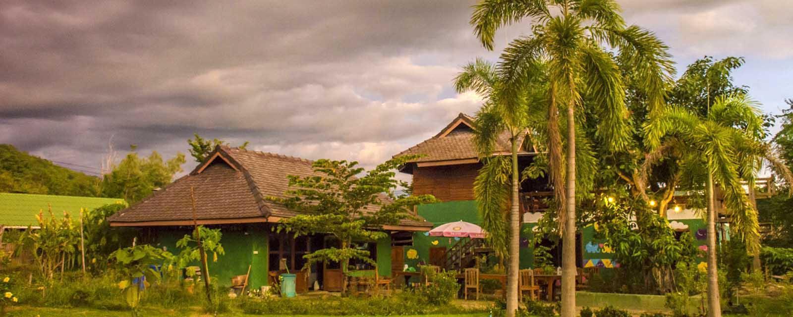 Thom's Pai Elephant Camp