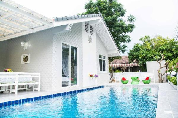 Cozy Pool Villa with Private pool/Pattaya/ 5beds Pattaya