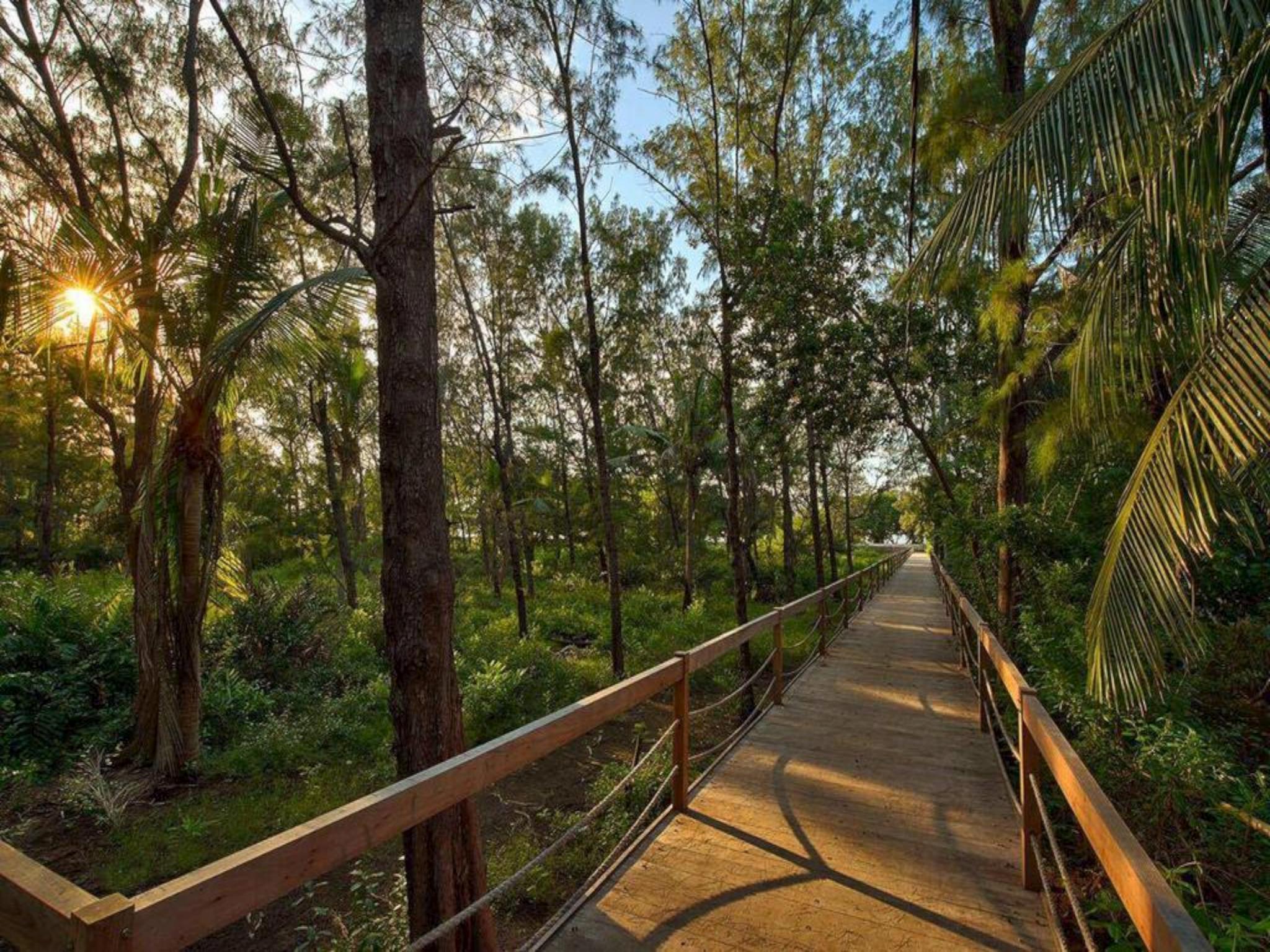 Lokasi Ponte Villas Jalan Pantai Gili Trawangan