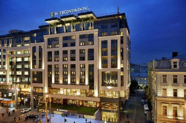 InterContinental Moscow Tverskaya Moscow