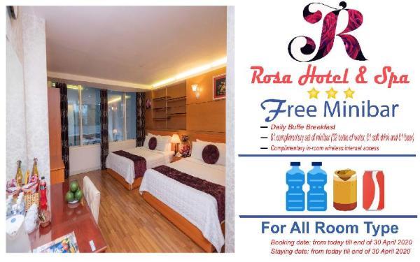 Rosa Hotel & Spa Ho Chi Minh City