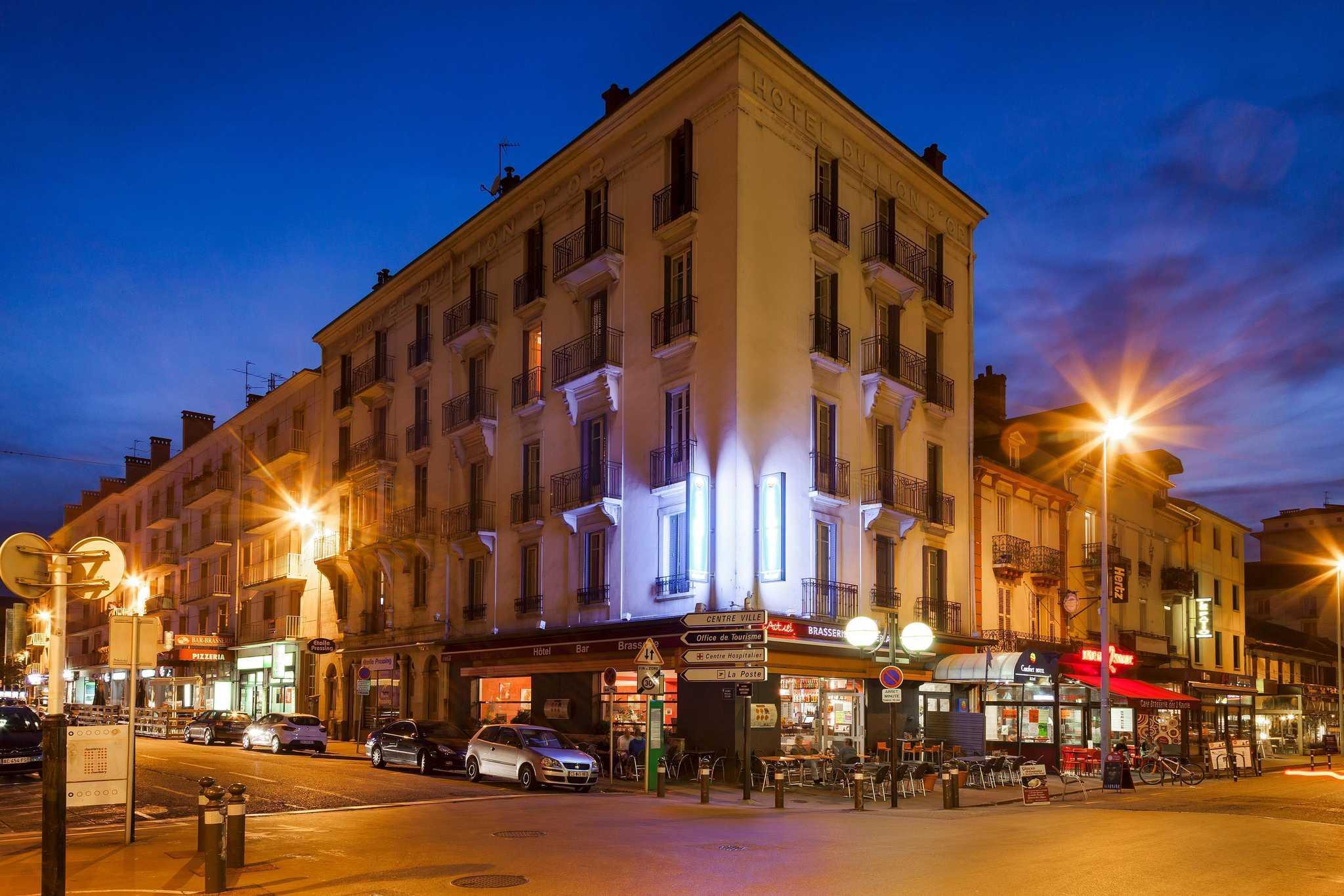 Actuel Hotel Chambery Centre Gare