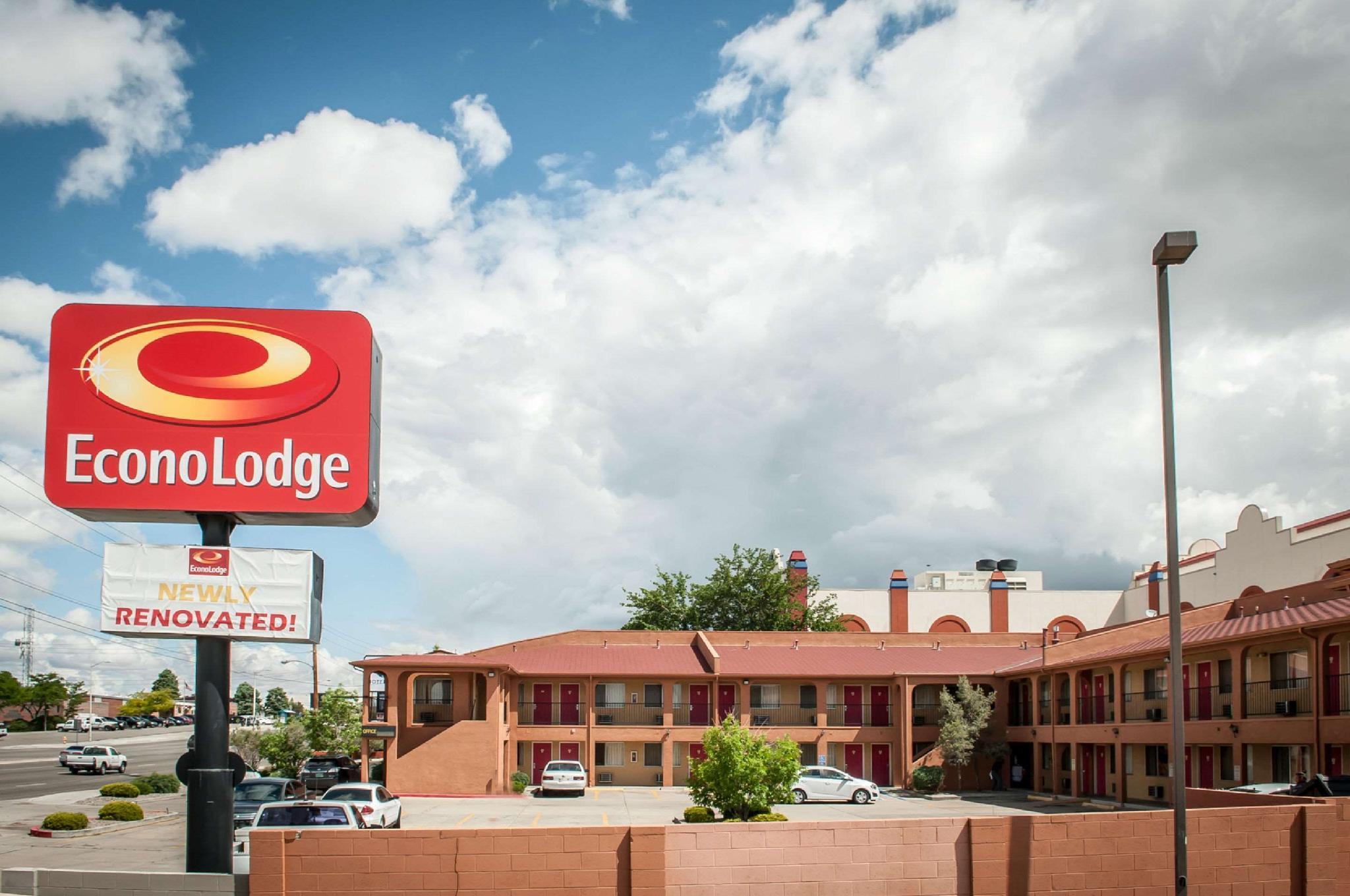 Econo Lodge Midtown Albuquerque