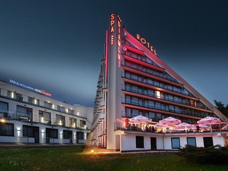 Spa And Wellness Hotel Diament Ustron