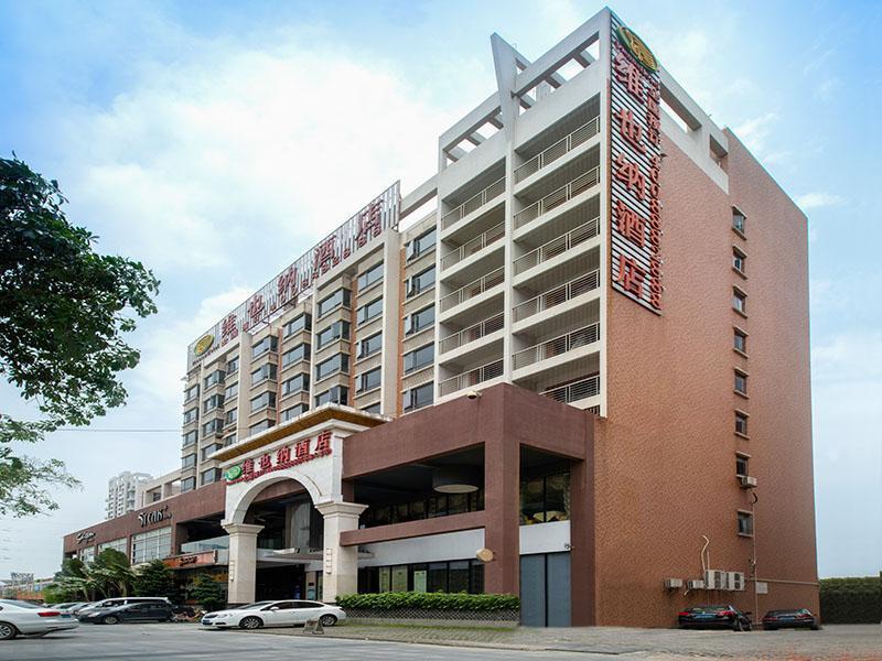 Vienna Hotel Dongguan Houjie Da dao Branch