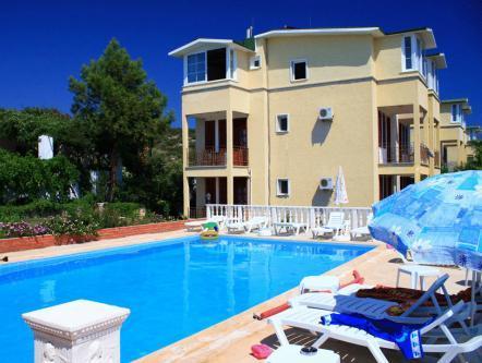 Hotel Gelemis Apart