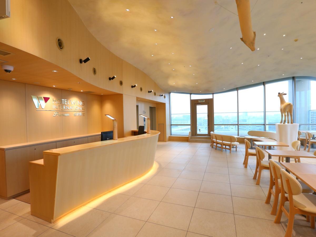Hotel Wing International Premium Kanazawa Ekimae
