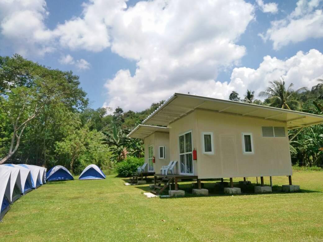 Kiulu Riverside Chalet