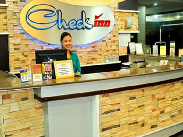 Check Inn Pension Arcade Bacolod S Occidental