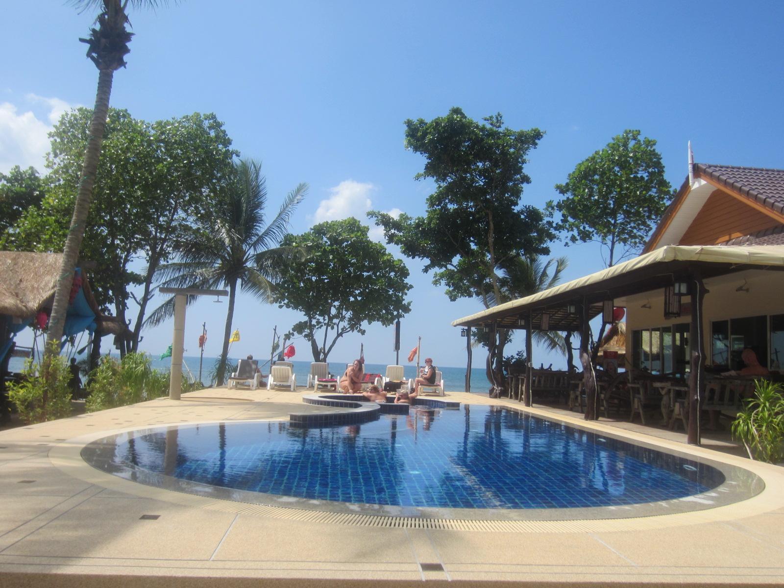 New Coconut Bungalow นิวโคโคนัท บังกะโล