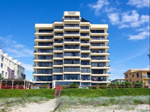 Pelican Sands Beachfront Resort