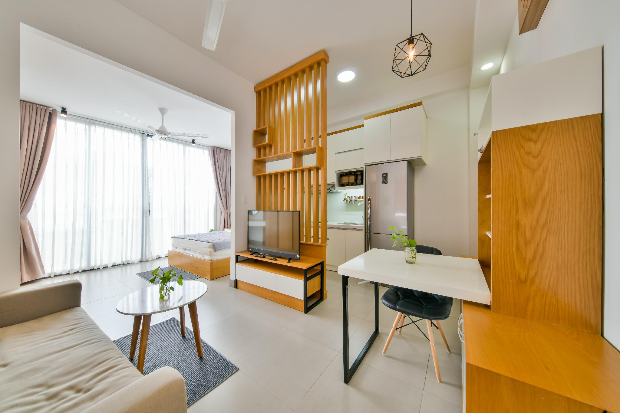 Serviced Apartment 03.01 For Rent Thao Dien D2