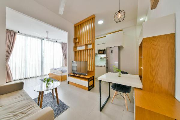 Serviced Apartment 03.01 for rent Thao Dien D2 Ho Chi Minh City