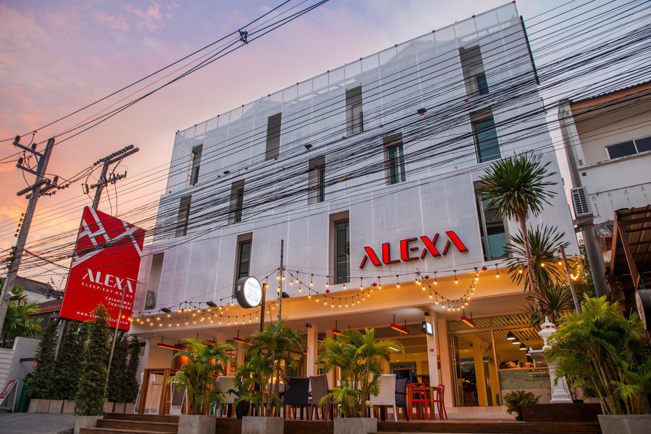 ดีลพิเศษ อเล็กซา โฮสเทล (ALEXA Hostel) Pantip