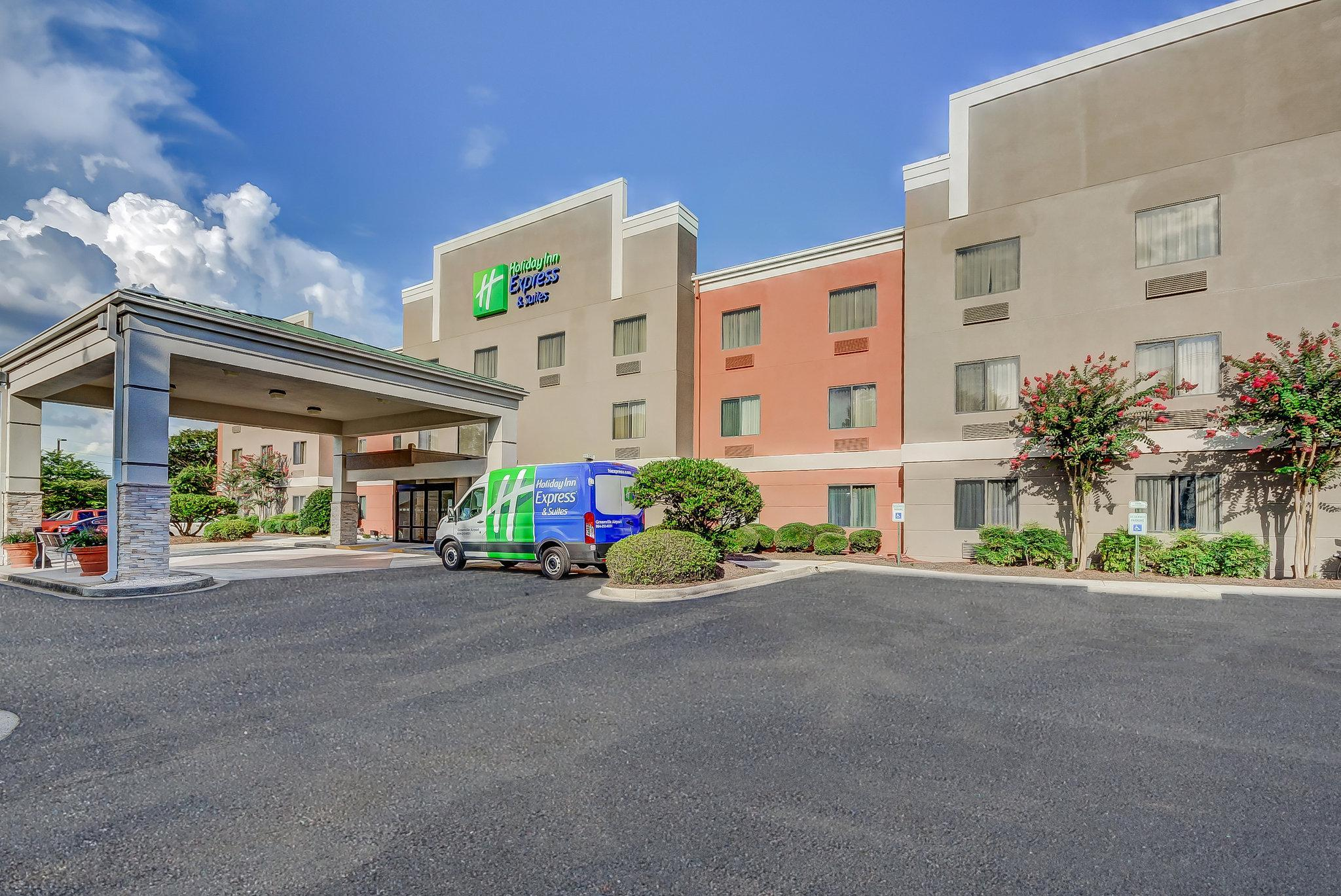 Holiday Inn Express Hotel And Suites Greenville Airport