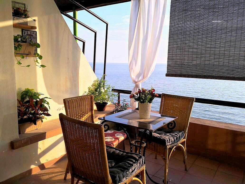 Ocean View Private Penthouse Apartment