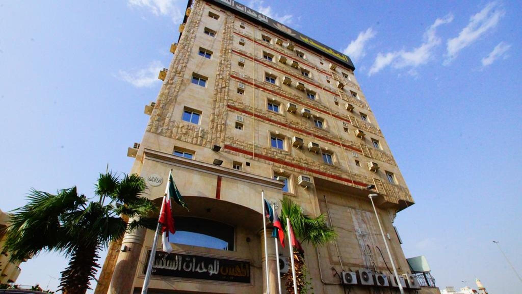 Muhaideb Sixty Hotel Apartment