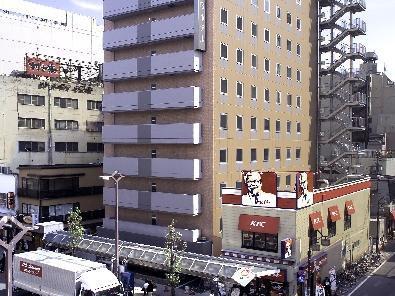 RandB Hotel Kamatahigashiguchi