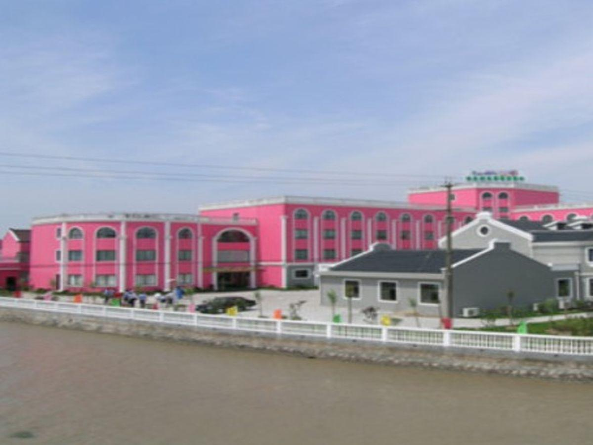 Jing Yue Resort Reviews