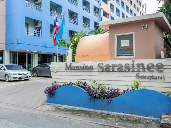 Mansion Sarasinee @ Chatuchak Bangkok