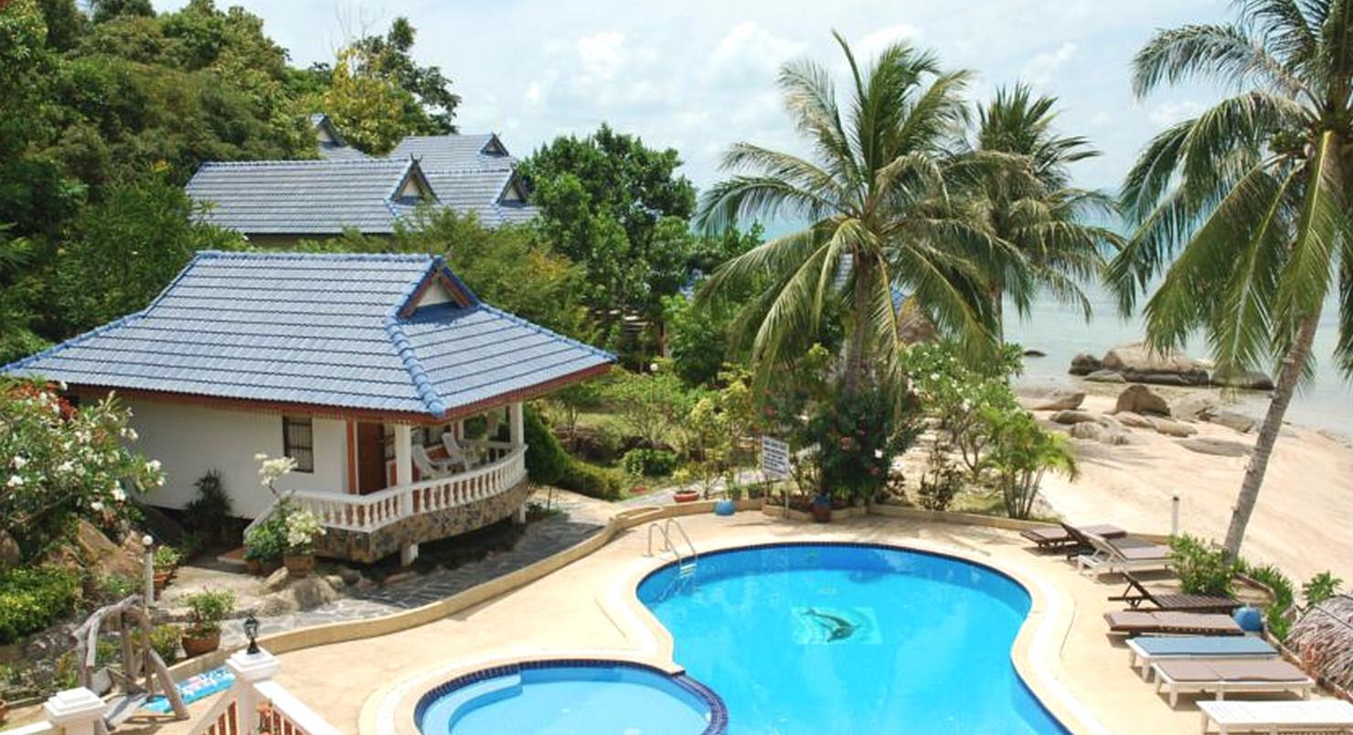 Phangan Orchid Resort พะงัน ออร์คิด รีสอร์ท