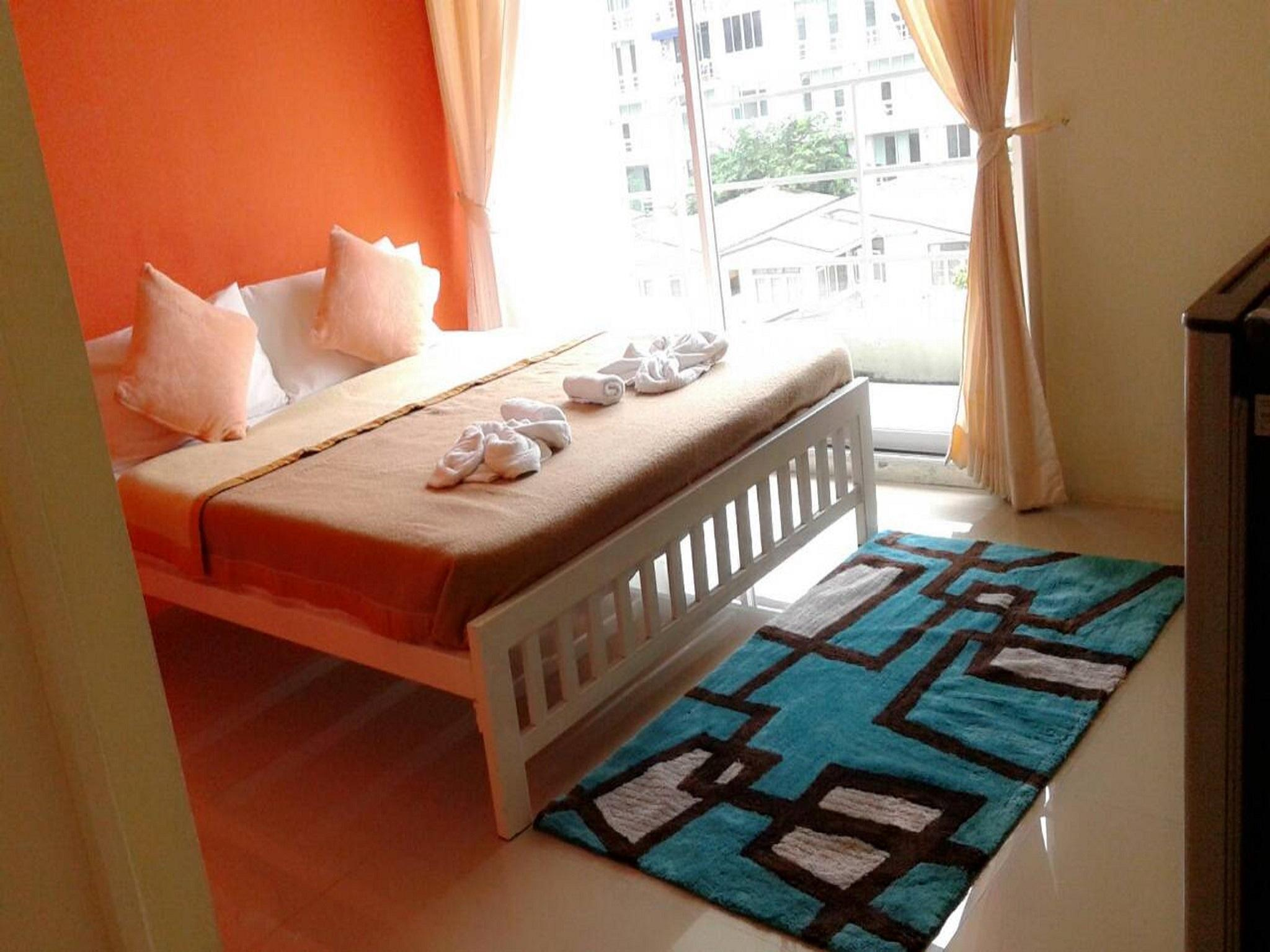 Hotel Murah di Sukhumvit Bangkok - The City at Fifty Hostel