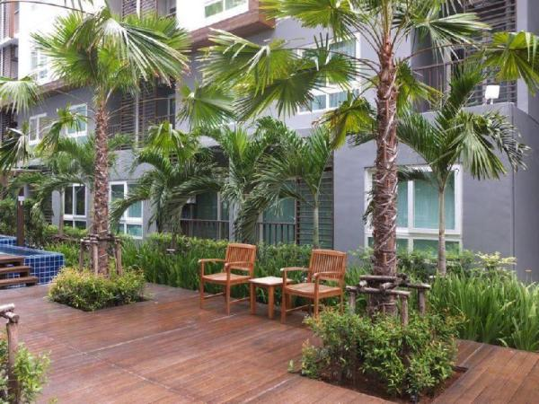 The Trust Residence Central Pattaya, Unit 4 Pattaya