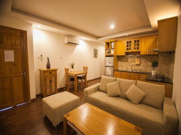 Merin City Suites Deluxe One - Bedroom 9 Ho Chi Minh City