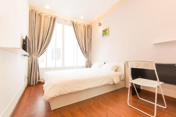 Qhome Saigon Vo Van Tan Standard room 2 Ho Chi Minh City