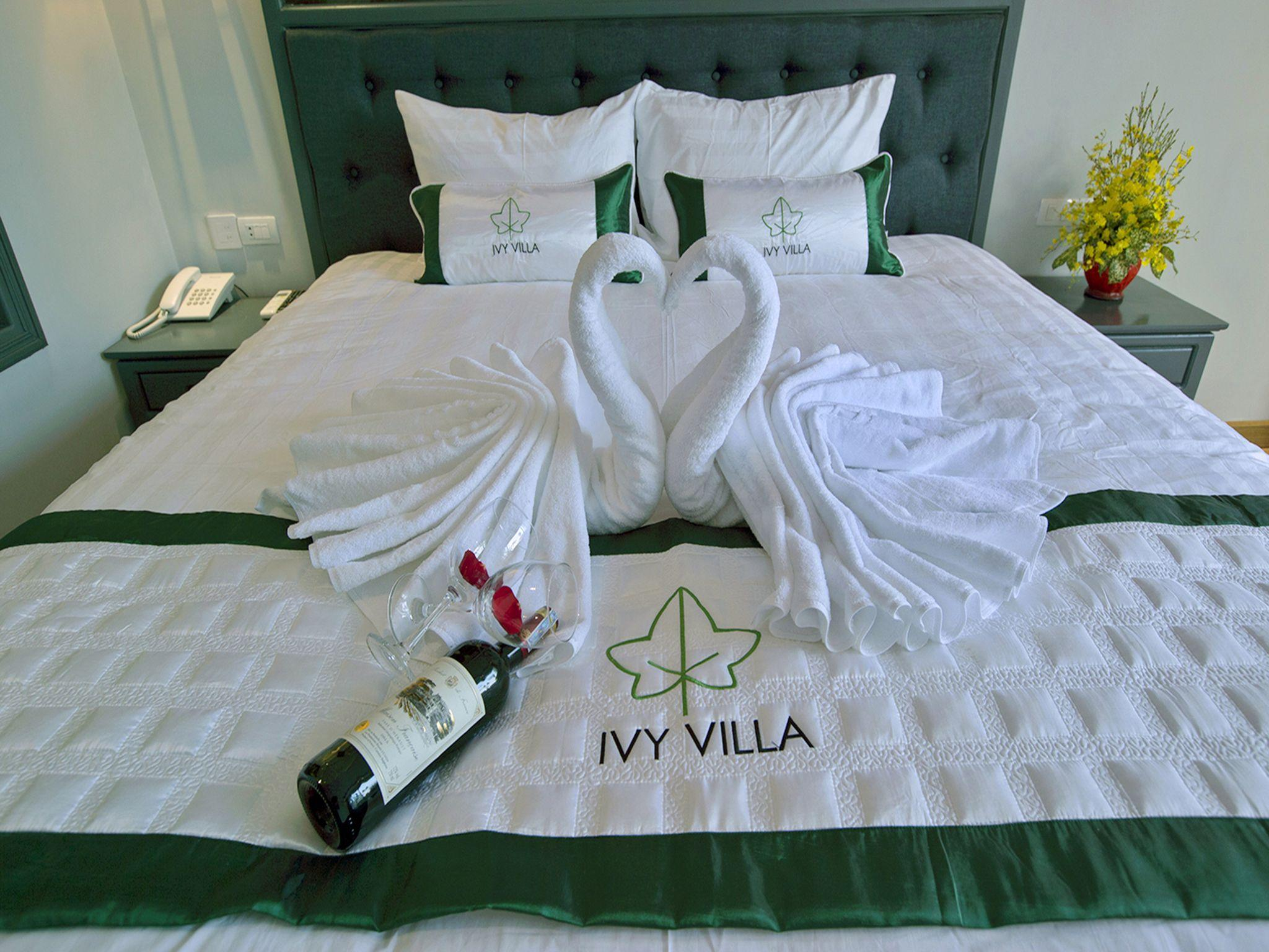 Ivy Villa One Deluxe Room With Double Bed 01