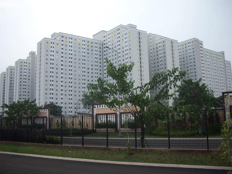 2BR Apartment Gading Nias By Senlie 1