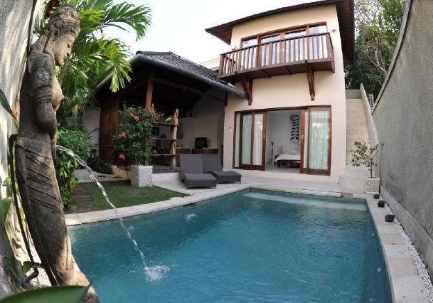 Villa Kongo 2 bedrooms with Private Pool Seminyak.