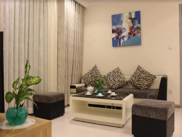 Justin Vinhomes 2 Bedrooms Apartment 4 Ho Chi Minh City