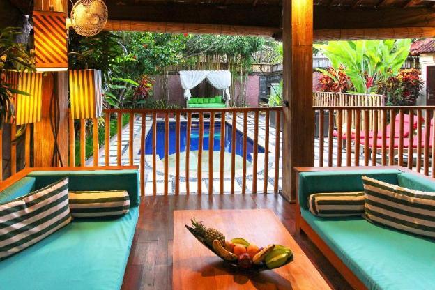 Perfect Serene 3bedroom villa in heart of Seminyak