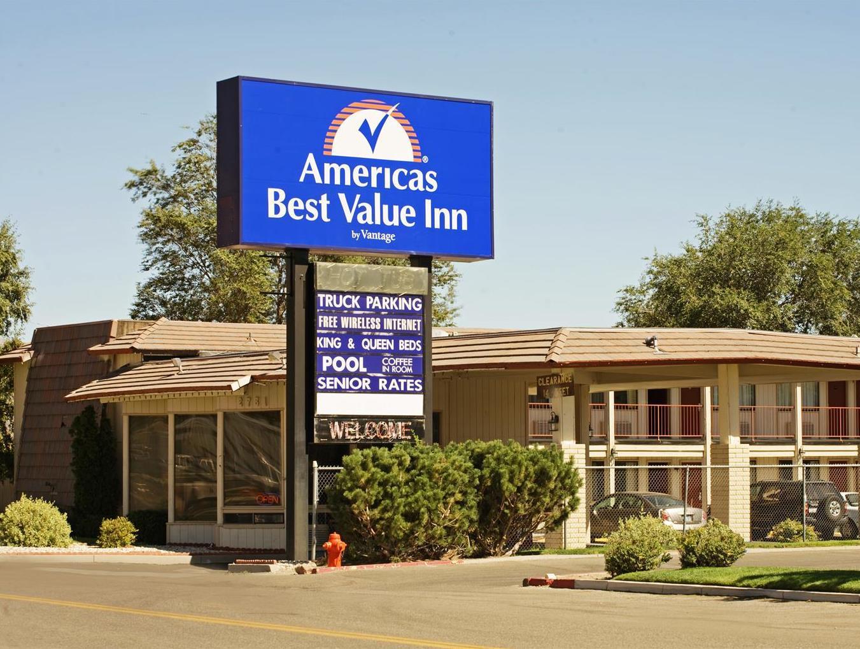 Americas Best Value Inn Carson City