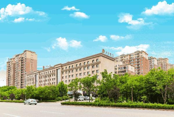 Ji Hotel Yuncheng Tiaoshan Street Yuncheng