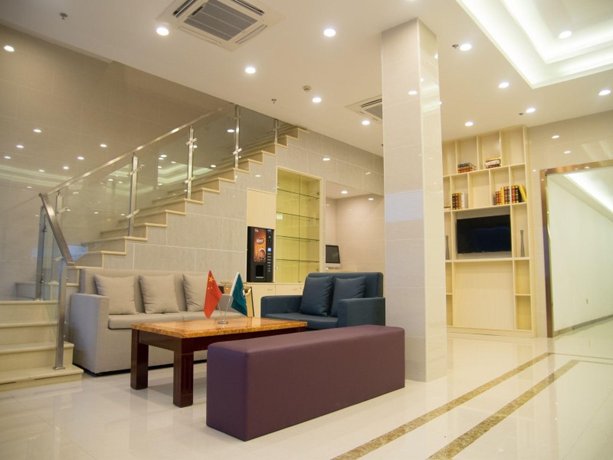 GreenTree Inn Shanghai Hongqiao NECCSH Shenhong Road Express