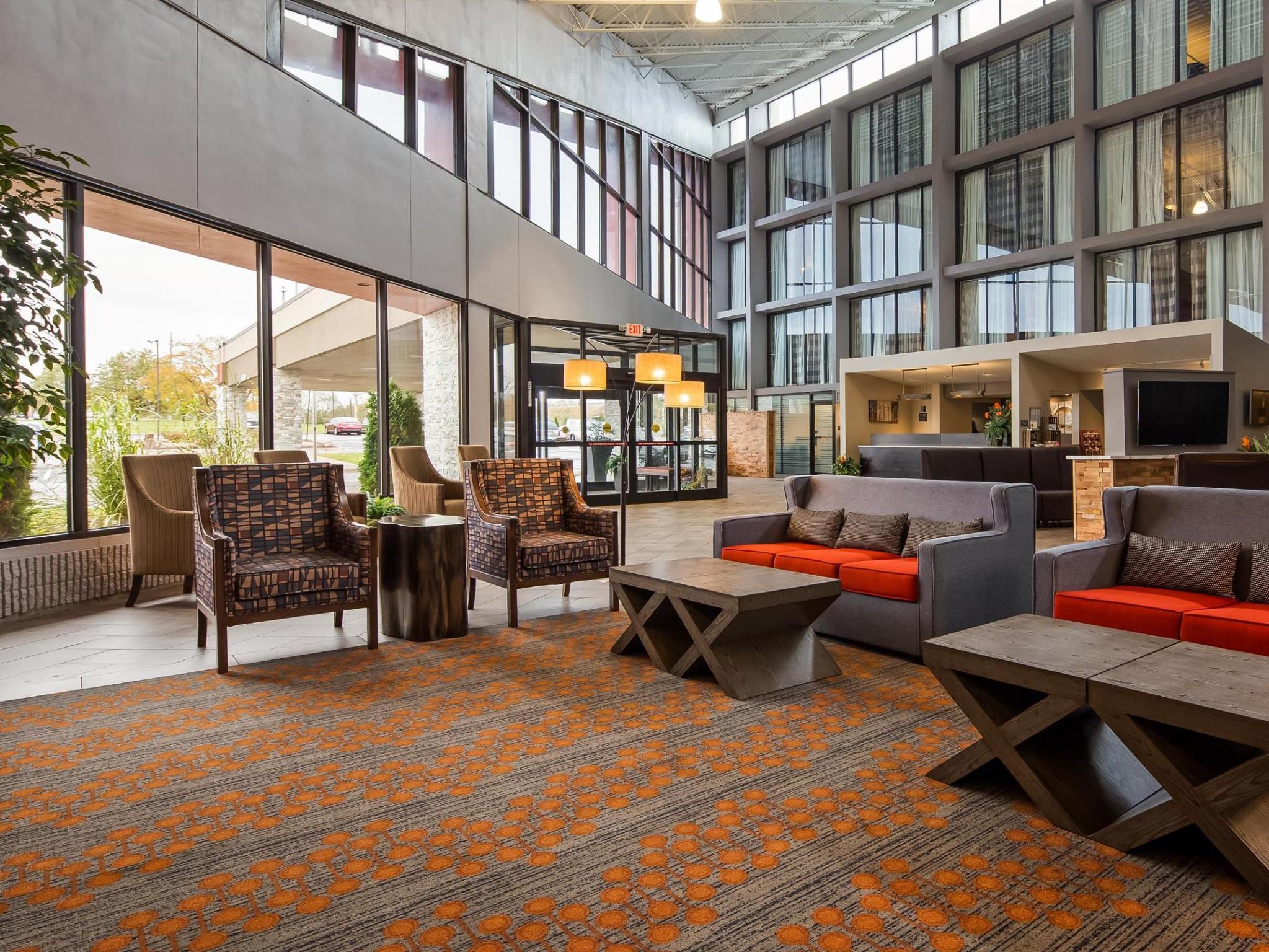 Best Western Premier Alton St. Louis Area Hotel