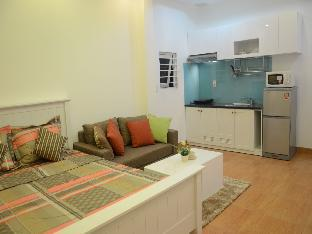 %name Smiley Apartment 3  301 Seviced studio apartment with balcony Ho Chi Minh City