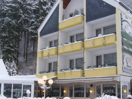 Hotel Am Schwanenweiher
