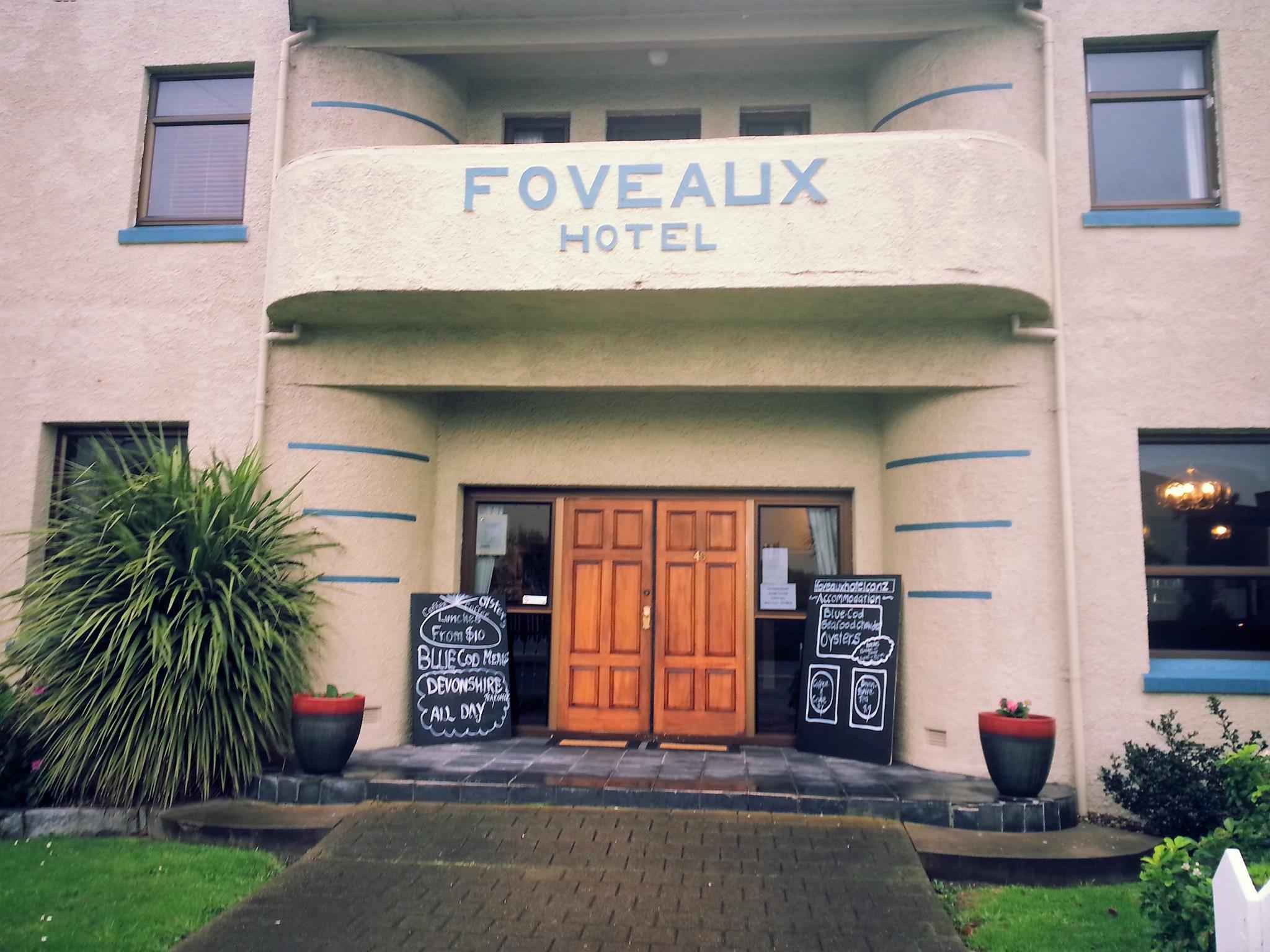 Foveaux Hotel