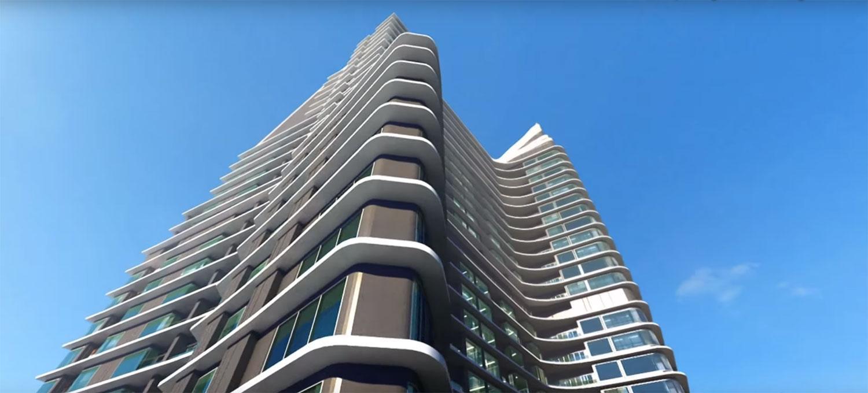 Riverside  Condominium 1 Bedroom
