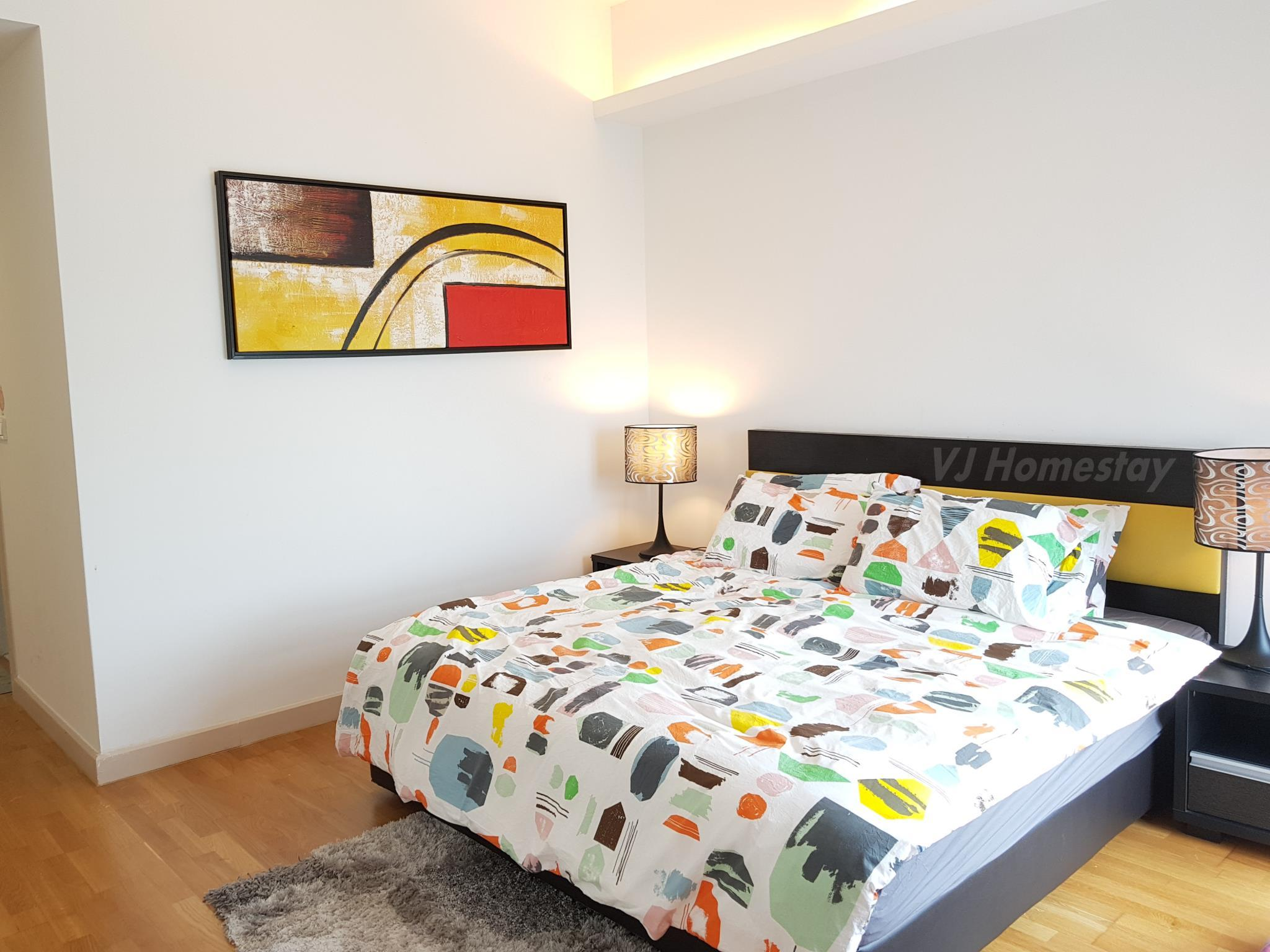 Suasana Bukit Ceylon 3 Bedroom Family Suite