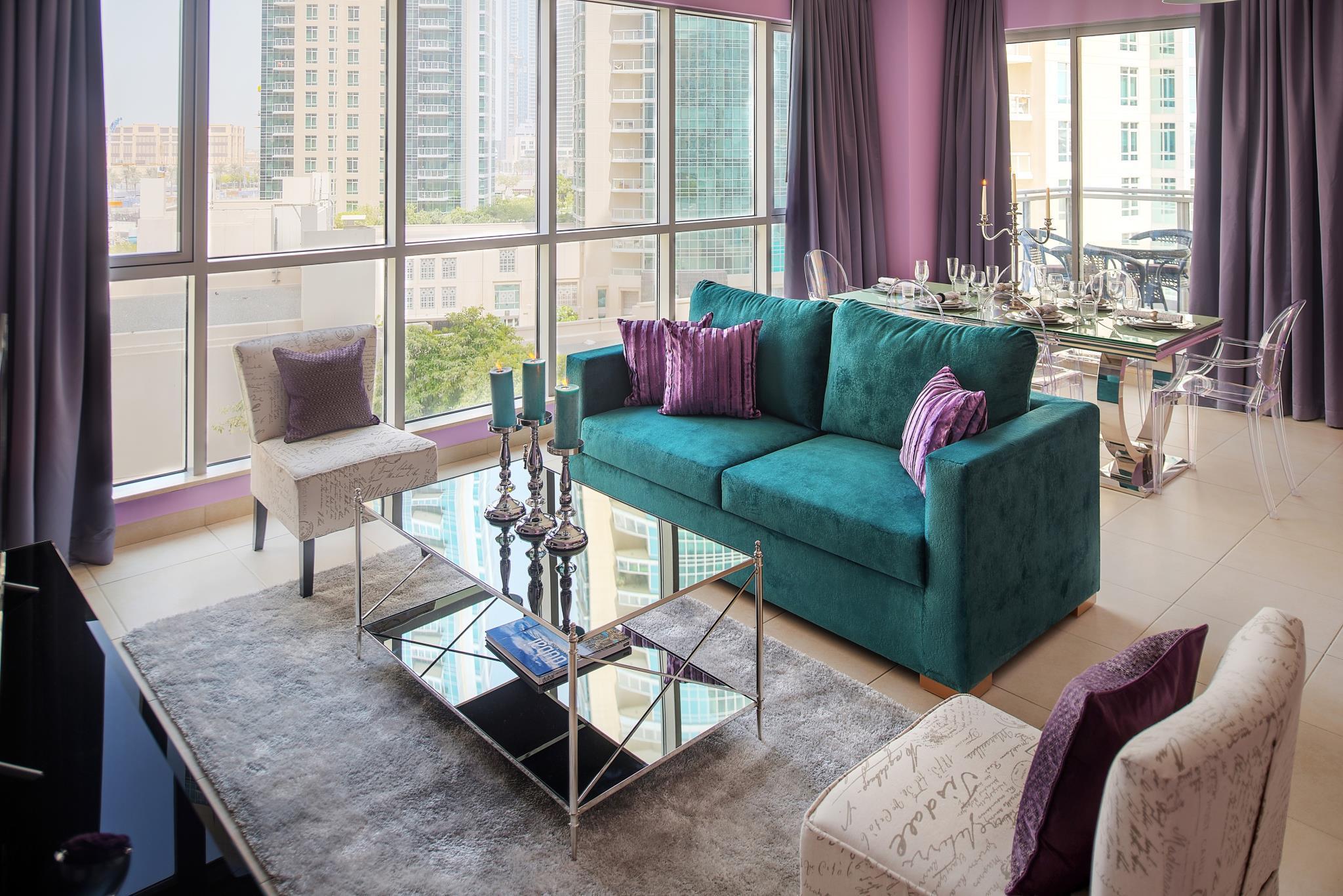 Dream Inn   Burj Residences 5 Burj Khalifa View 2 BDR