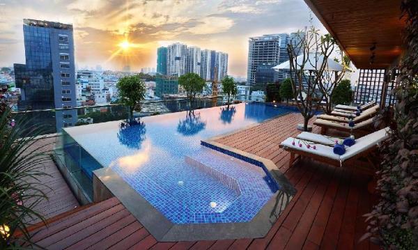 Lotus Saigon Hotel Ho Chi Minh City