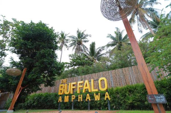 The Buffalo Amphawa Amphawa
