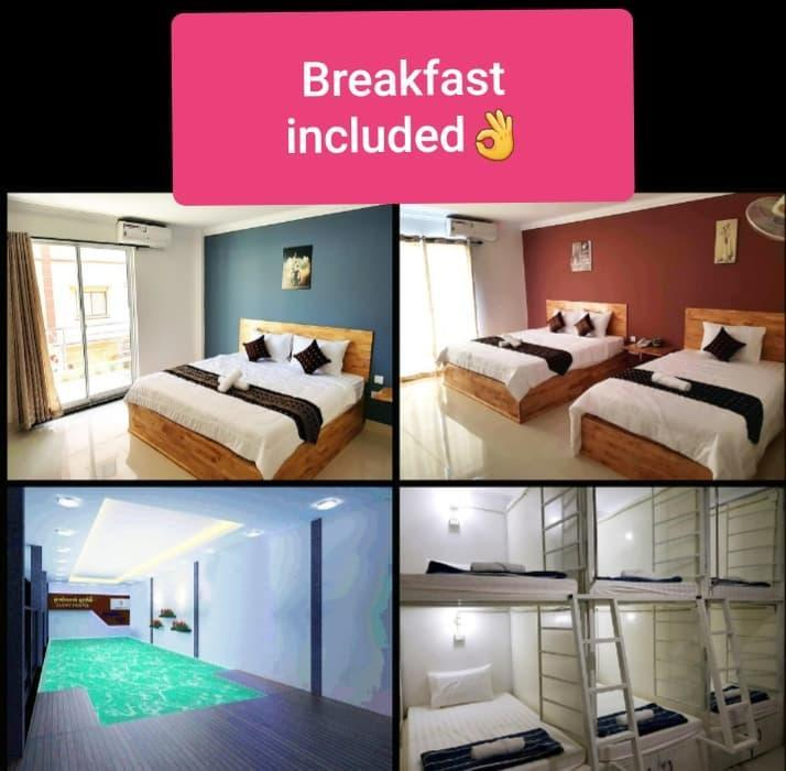 Lucky Hostel And Guesthouse